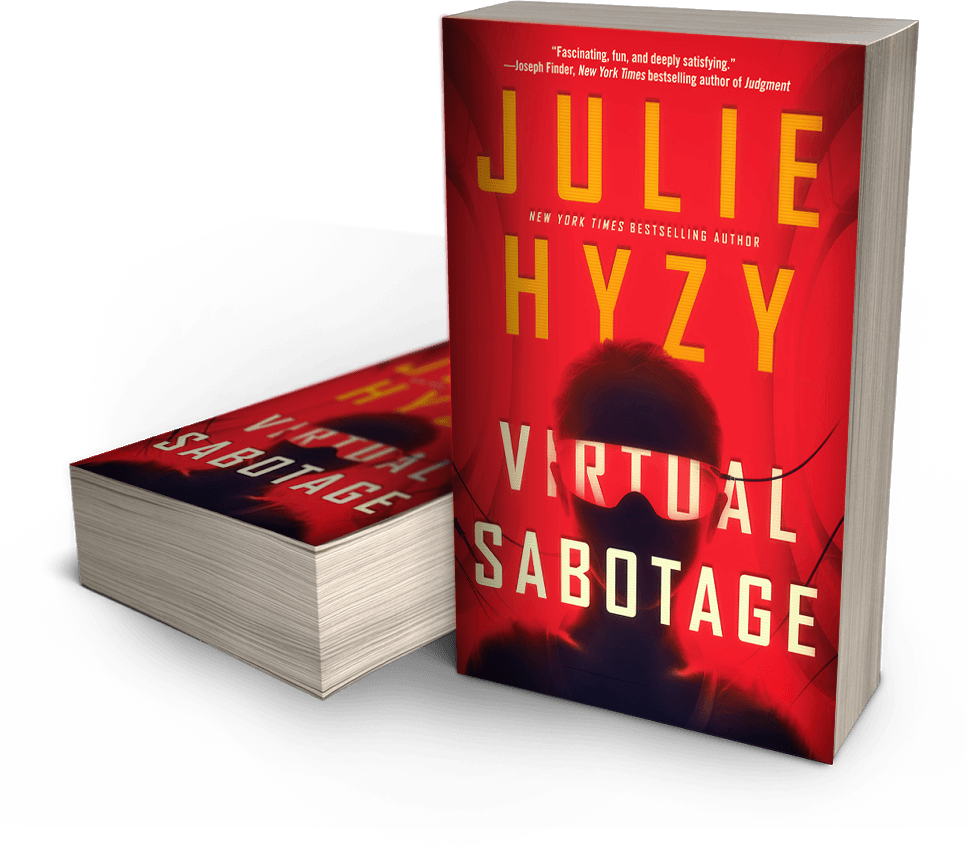 Virtual Sabotage by Julie Hyzy